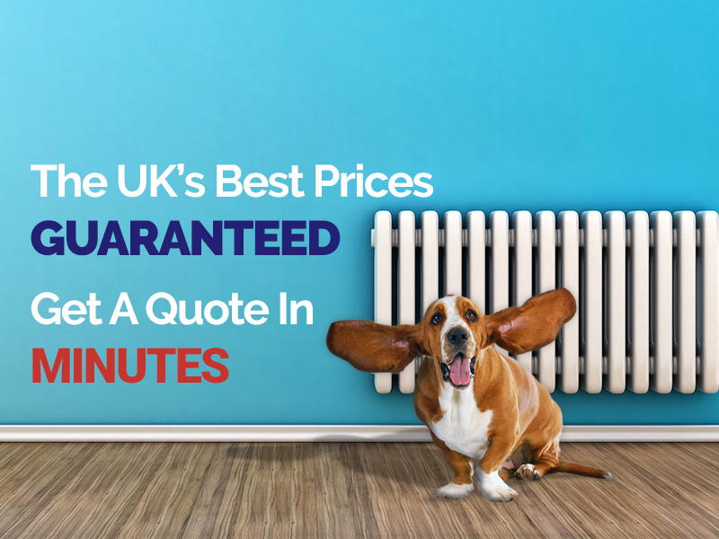 The UK's Best Prices Guaranteed, Get A Quote In Minutes